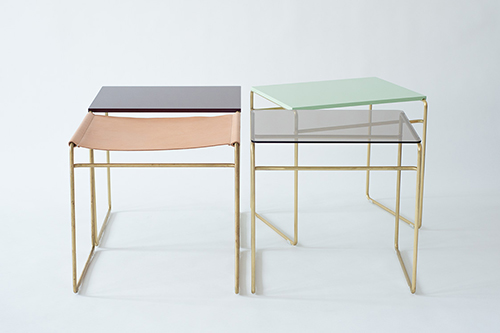 nina mair tilda stool table